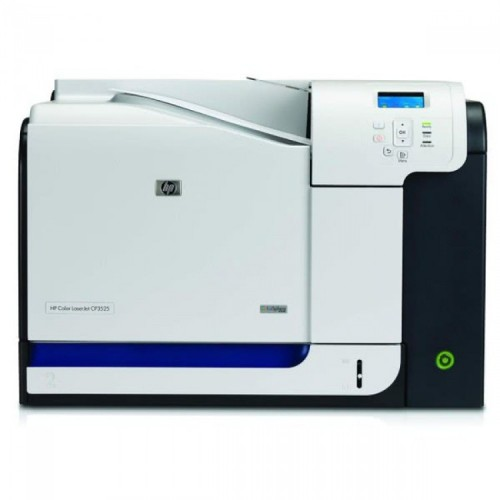 Imprimanta Laser HP Color LaserJet CP3525DN, 30 ppm, 1200 x 600 dpi, Duplex, USB, Retea, Second Hand
