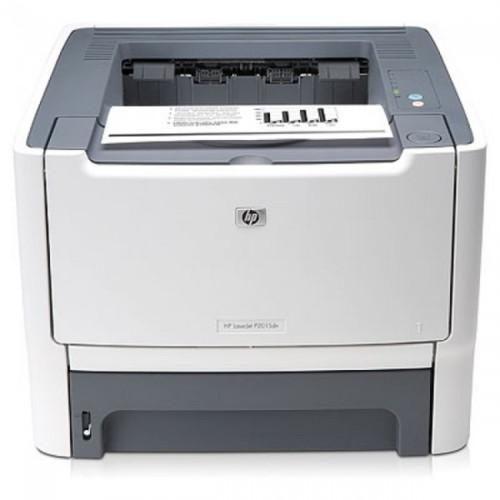 Imprimanta Laser HP LaserJet P2015, 1200 x 1200 dpi, 27 ppm, USB 2.0