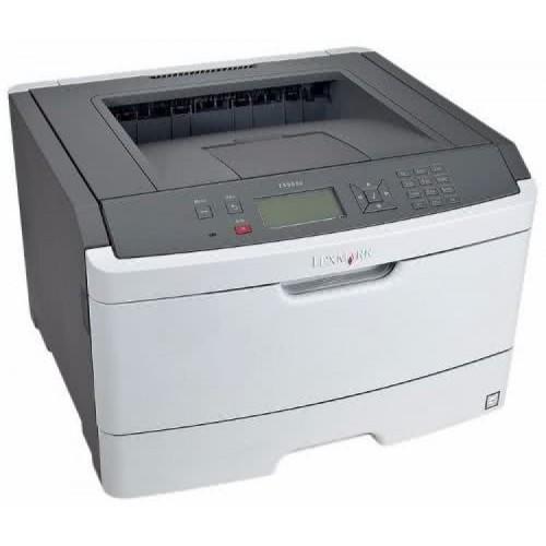 Imprimanta second hand Lexmark E460DN 38 ppm USB 2.0 Duplex si Retea