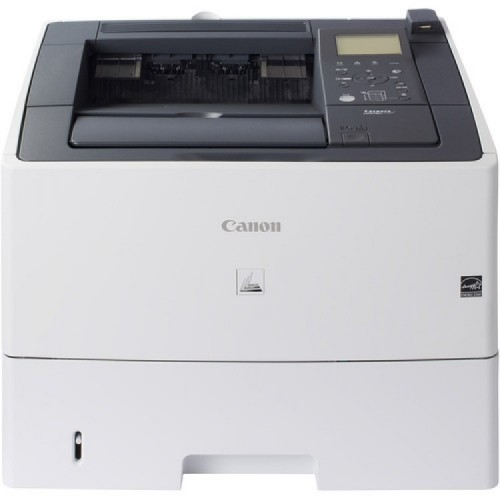 Imprimanta Laser Monocrom Canon i-SENSYS LBP6780x, A4, Duplex, 40 ppm, Retea, USB, Second Hand