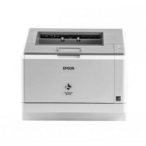 Imprimanta Laser Monocrom Epson M2400DN, Duplex, A4, 35 ppm, 1200 x 1200, Retea, USB, Second Hand