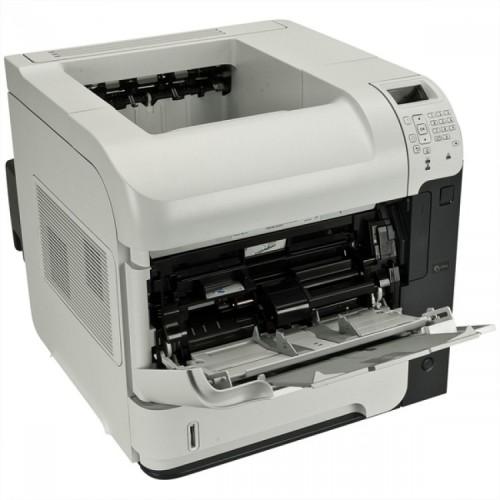 Imprimanta Laser monocrom HP LaserJet 600 M602, A4, 52 ppm, 8.5 sec, 1200 x 1200 Dpi, USB HP + Cartus nou 24 k pagini, Second Hand