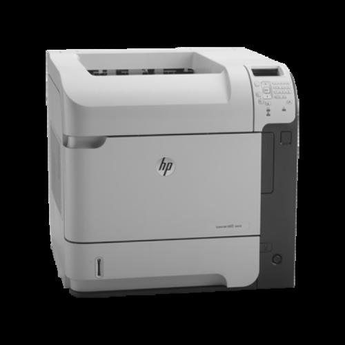 Imprimanta Laser monocrom HP LaserJet 600 M602, A4, 52 ppm, 8.5 sec, 1200 x 1200 Dpi, USB, Sh