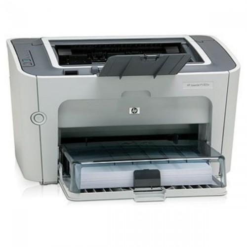 Imprimanta laser monocrom HP P1505, USB, 23ppm, 600 x 600 dpi, Second Hand