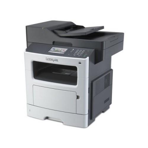 Imprimanta Second Hand Multifunctionala LEXMARK XM1145, 33 PPM, USB, 1200 x 1200, Laser, Monocrom, A4
