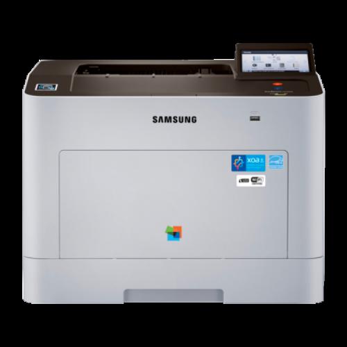 Imprimanta Samsung ProXpress C2620DW 27 PPM, USB, Rj-45, Duplex, Retea, Color, A4, Second Hand