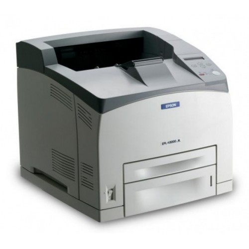 Imprimanta EPSON EPL-N3000, 34 PPM, 600 x 600 DPI, Retea, USB, Parallel, A4, Monocrom, Sh