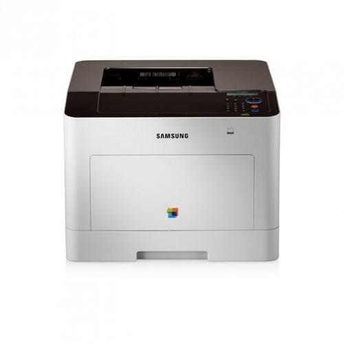 Imprimante SH Laser Color Samsung CLP-680DN, 25 ppm, Duplex, Retea, USB 2.0