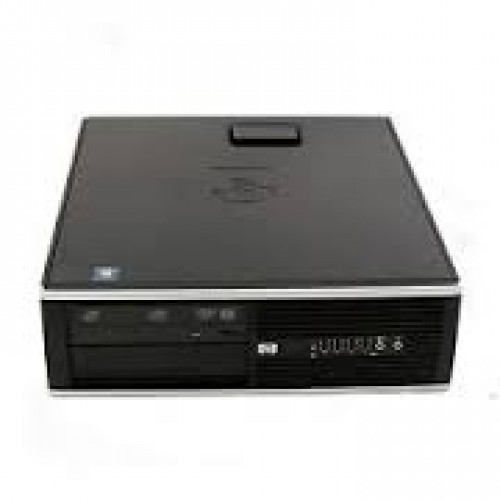PC HP 6000 Pro SFF, Intel Core Duo E5800, 3.2GHz, 2GB DDR3, 160GB HDD, DVD-RW