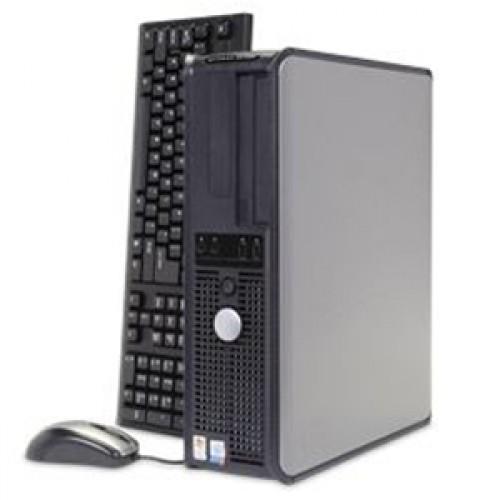 PC Desktop DELL OptiPlex GX520 Desktop, Pentium D Dual Core 2.8 GHz, 2GB DDR2, 160GB HDD, COMBO***