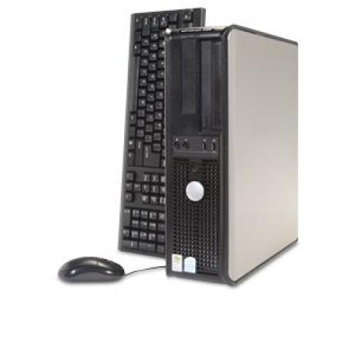 Calculator Dell Optiplex 330 desktop, Intel Core2 Duo E4700 2.60 Ghz, 2Gb DDR2, 80Gb, DVD-ROM