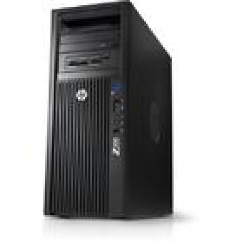 Workstation HP Z420, Intel Xeon E5-1620 3.6Ghz, 64Gb DDR3 ECC, 2x 2Tb SATA, DVD-RW, Nvidia Quadro 600 1GB DDR3