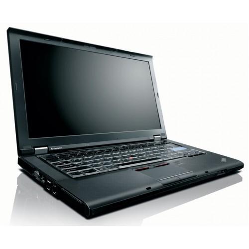 Laptop Notebook SH Lenovo T410i, Intel Core i5-480M 2.66Ghz, 4Gb DDR3, 320Gb HDD, DVD-RW, 14 inci