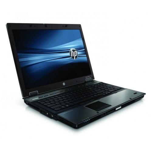 HP EliteBook 8740w Mobile Workstation, Intel Core i5-560M 2.66Ghz, 4Gb DDR3, 320Gb HDD, 17 Inch LED Backlight, DVD-RW