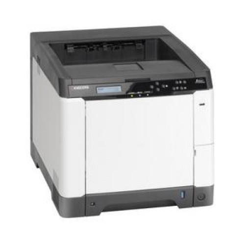 Imprimanta Color KYOCERA FS-C5150DN, Duplex, Retea, USB, 21ppm
