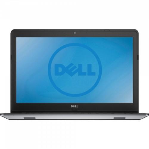 Laptop DELL Inspiron 5548, Intel Core i5-5200U 2.20GHz, 4GB DDR3, 500GB SATA, 15.6 Inch, Tastatura numerica, Webcam