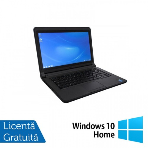 Laptop Refurbished DELL Latitude 3340, Intel Core i3-4005U 1.70GHz, 4GB DDR3, 320GB SATA, 13.3 Inch + Windows 10 Home