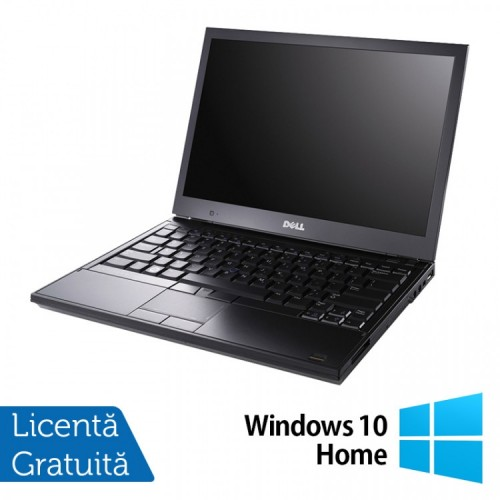 Laptop Dell Latitude E4310, Intel Core i5-560M 2.66GHz, 4GB DDR3, 120GB SSD, DVD-RW + Windows 10 Home, Refurbished