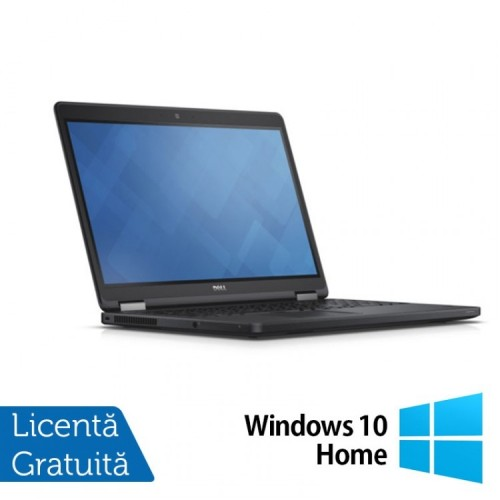 Laptop DELL Latitude E5250, Intel Core i5-5300U 2.30GHz, 8GB DDR3, 500GB. SATA, 13 Inch + Windows 10 Home