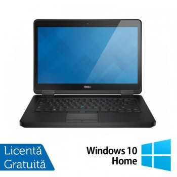 Laptop DELL Latitude E5440, Intel Core i5-4300U 1.90GHz, 16GB DDR3, 500GB SATA, 14 Inch + Windows 10 Home, Refurbished