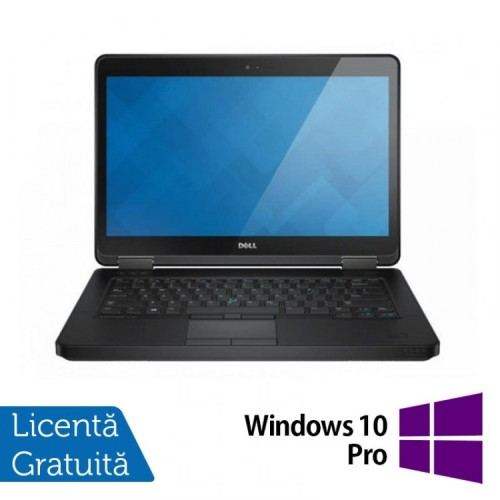 Laptop DELL Latitude E5440, Intel Core i5-4300U 1.90GHz, 16GB DDR3, 320GB SSD, 14 Inch + Windows 10 Pro, Refurbished