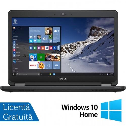 Laptop DELL Latitude E5470, Intel Core i3-6100U 2.30GHz, 4GB DDR4, 120GB SSD, 14 Inch + Windows 10 Home, Refurbished