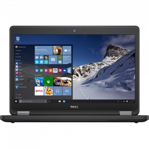 Laptop DELL Latitude E5470, Intel Core i3-6100U 2.30GHz, 4GB DDR4, 120GB SSD, 14 Inch, Second Hand