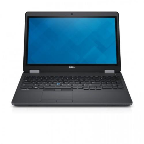 Laptop DELL Latitude E5550, Intel Core i5-5300U 2.30GHz, 8GB DDR3, 240GB SSD, 15.6 Inch, Tastatura numerica, Second Hand
