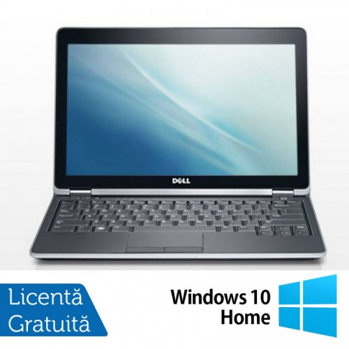 Laptop Dell Latitude E6220, Intel Core i3-2310M 2.10GHz, 4GB DDR3, 120GB SSD + Windows 10 Home, Refurbished