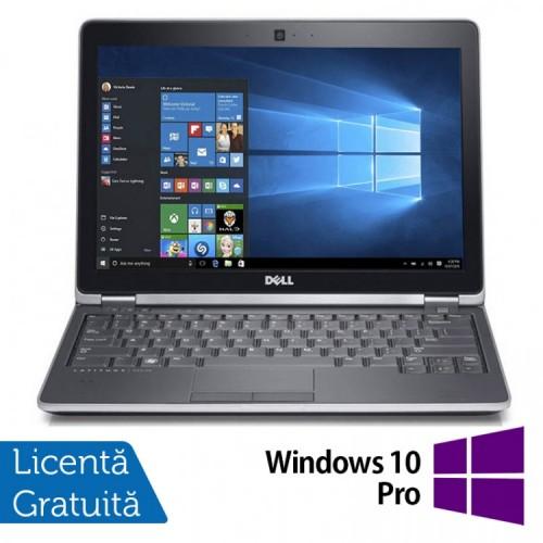 Laptop DELL Latitude E6230, Intel Core i7-3520M 2.90GHz, 8GB DDR3, 256GB SSD + Windows 10 Pro, Refurbished