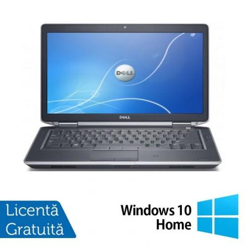 Laptop Refurbished DELL Latitude E6430, Intel Core i5-3340M 2.70GHz, 4GB DDR3, 320GB SATA, DVD-ROM, 14 Inch + Windows 10 Home