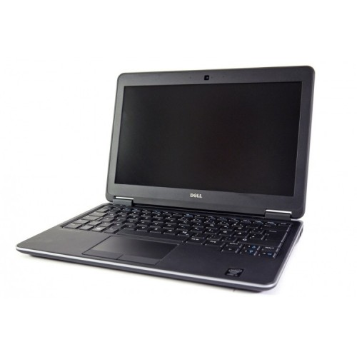 Laptop DELL Latitude E7240, Intel Core i3-4030U 1.90GHz, 4GB DDR3, 120GB SSD, Webcam, 12.5 inch, Second Hand