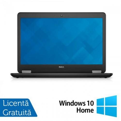 Laptop DELL Latitude E7440, Intel Core i7-4600U 2.10 GHz, 8GB DDR3, 256GB SSD + Windows 10 Home