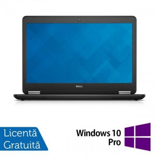 Laptop DELL Latitude E7440, Intel Core i7-4600U 2.10 GHz, 8GB DDR3, 256GB SSD + Windows 10 Pro