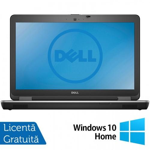 Laptop Dell Precision M2800, Intel Core i7-4810MQ 2.80GHz, 8GB DDR3, 240GB SSD, 15.6 Inch, Tastatura Numerica + Windows 10 Home, Refurbished