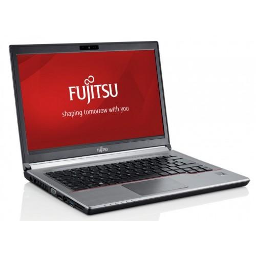 Laptop FUJITSU SIEMENS E734, Intel Core i3-4000M 2.40GHz, 8GB DDR3,120GB SSD, 13.3 inch, Second Hand