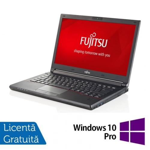 Laptop FUJITSU SIEMENS Lifebook E544, Intel Core i3-4000M 2.40GHz, 16GB DDR3, 500GB HDD, 14 Inch + Windows 10 Pro, Refurbished