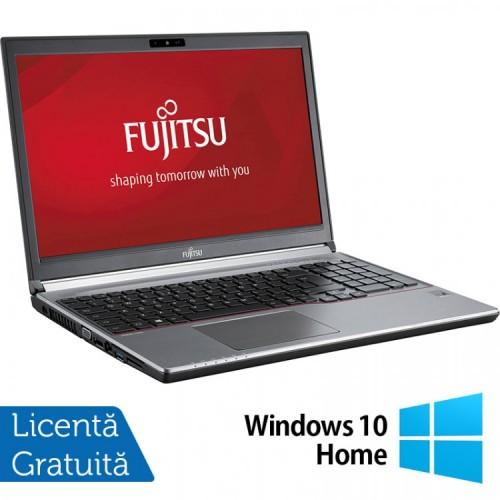 Laptop FUJITSU SIEMENS Lifebook E753, Intel Core i5-3230M 2.60GHz, 8GB DDR3, 120GB SSD, 15.6 Inch, Tastatura Numerica + Windows 10 Home, Refurbished