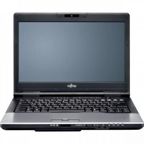 Laptop FUJITSU SIEMENS Lifebook S752, Intel Core i3-3110M 2.40GHz, 4GB DDR3, 320GB SATA, DVD-RW, Second Hand