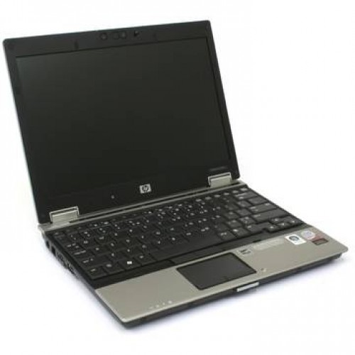 Laptop HP Elitebook 2530p Core 2 Duo U9400 1.4GHz 2GB DDR2 250GB Sata DVDRW 12.1 inch +  Windows 7 Home