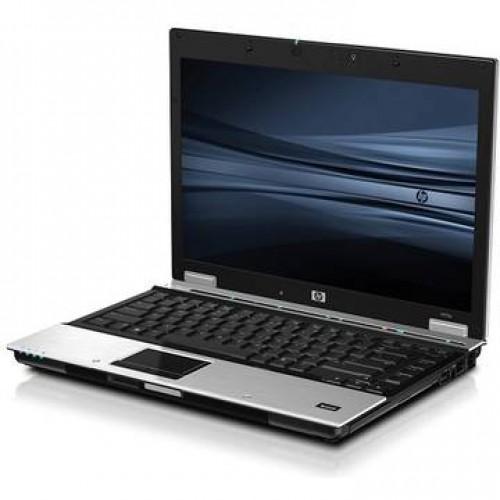 Laptop HP EliteBook 6930P Core 2 Duo P8600 2.4GHz 4GB DDR2 160GB DVD-RW 14.1 inch Webcam + Windows 7 Home