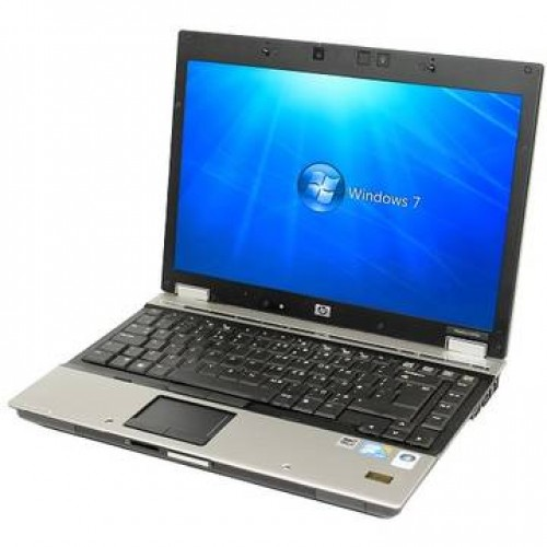 Laptop HP EliteBook 6930p Core 2 Duo P8700 2.53 GHz 4 GB DDR2 160GB HDD DVD-RW 14.1 inch + Windows 7 Home