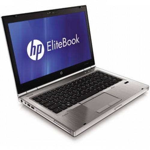 Laptop HP EliteBook 8460p i5-2520M 2.5Ghz 4GB DDR3 250GB HDD Sata RW 14.1 inch Webcam + Windows 7 Home
