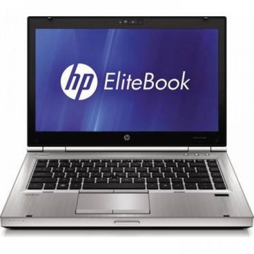 Laptop HP EliteBook 8460p i5-2520M 2.5Ghz 8GB DDR3 320GB HDD Sata RW 14.1 inch Webcam + Windows 7 Home