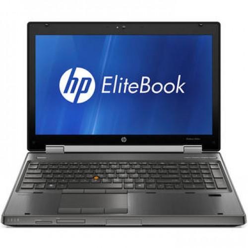 Laptop second hand HP 8560p i7-2620M 2.70GHz 4GB DDR3 HDD 320GB Sata AMD Radeon HD 6470M 1GB DVD-RW 15.6inch 1366x768 Webcam
