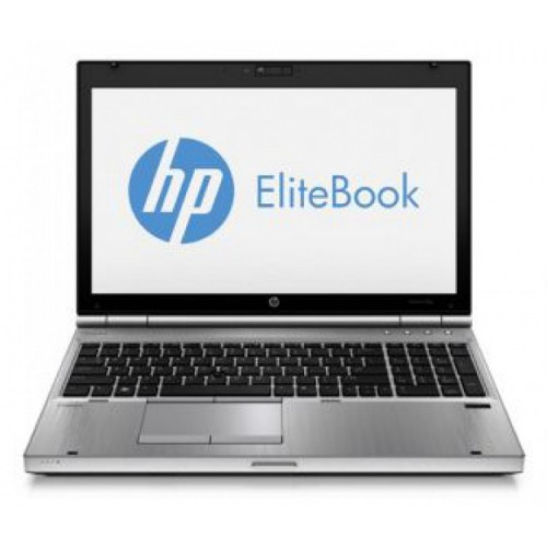 Laptop HP EliteBook 8570p, Intel Core i5-3320M 2.60GHz, 8GB DDR3, 320GB SATA, DVD-ROM
