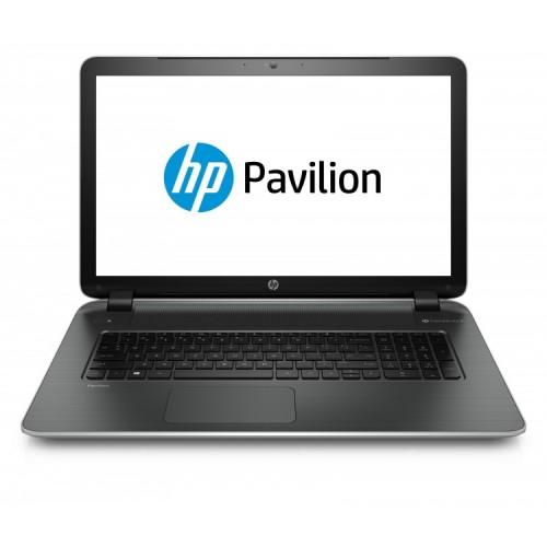 Laptop HP Pavilion 17-e073ed, AMD A8-5550M 2.10GHz, 4GB DDR3, 120GB SSD, DVD-RW, 17.3 Inch, Tastatura Numerica, Webcam