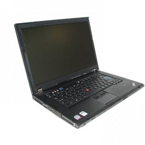 Laptop Lenovo T500 Core 2 Duo P8400 2.26Ghz 2GB DDR3 160GB HDD DVDRW 15.4 inch + Win 7 Home