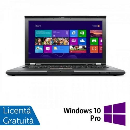 Laptop LENOVO ThinkPad T430, Intel Core i5-3230M 2.60GHz, 4GB DDR3, 500GB SATA, 14 Inch + Windows 10 PRO, Refurbished