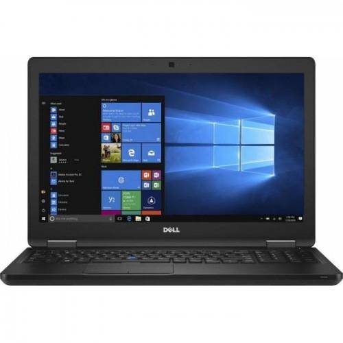 Laptop nou Dell Latitude 5580 Intel Core Kaby Lake i7-7600U 256GB SSD 8GB DDR4 Win10Pro FullHD